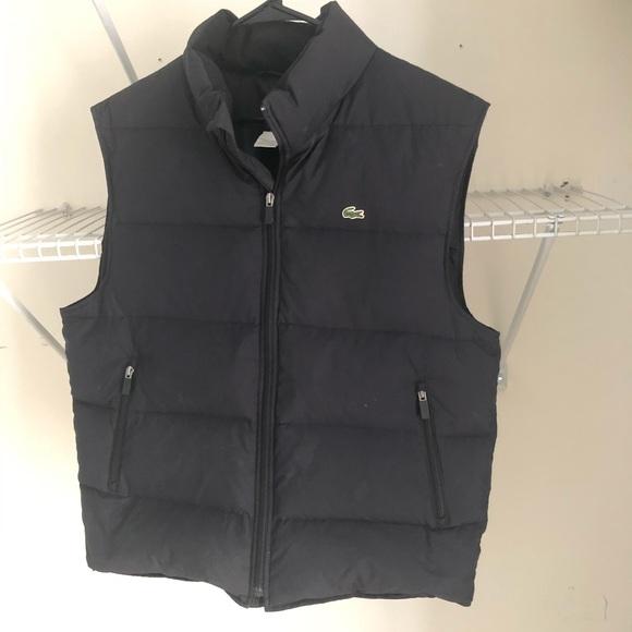 59a65381c82a Lacoste Other - Men s Lacoste Down Feather Vest